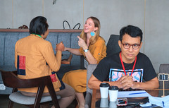 DEVI Speed Dating (GreenhouseCo) Tags: arena collaborative devi eventvenues events folia people seating space speeddate jakarta indonesia