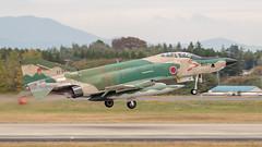 RF-4E 57-6909 501 Squad 11-18-8753 (justl.karen) Tags: hyakuri japan jasdf ibaraki f4 2018 rf4e 501squadron