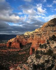 Truly Northern Arizona is the jewel of the West. #Sedona #arizona #southwest #america #landscape #rocks #geology #sky #clouds #beautiful #beauty #travel #earthpix #rei #getoutside #travelblogger #seettheworld #beautifulplace #postcard #follow #followme #d (Nate Loper - #ArizonaGuide) Tags: southwest grand canyon arizona flagstaff outdoors landscape nature getoutside travel scenic royalty free to use seetheworld photography editorial sky clouds park geology desert adventure explore guidelife arizonaguide