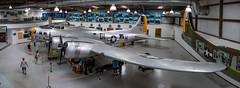 Boeing B-17G Flying Fortress Panorama (Serendigity) Tags: 390thmemorialmuseum arizona b17 boeing pimaairspacemuseum tucson usa usaaf unitedstates wwii aircraft aviation bomber hangar indoors museum unitedstatesofamerica