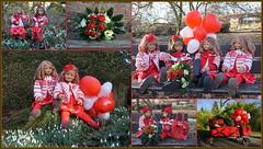 💗 Kindergartenkinder ... Valentinstag im Gruga Park 💗 (Kindergartenkinder 2018) Tags: park blumen gruga essen kindergartenkinder annemoni milina sanrike tivi