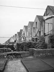 Cobh (nikolaijan) Tags: fuji gs645s acros100 blackandwhite bw 120 645 cobh ireland