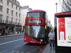 Arriva London LT182 (Teek the bus enthusiast) Tags: victoria putney bridge route 36 507 london buses go ahead abellio metroline tower transit national express