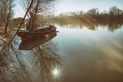 Čamac na Savi