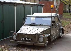 SCK 208K (Nivek.Old.Gold) Tags: 1972 volkswagen type 181 1584cc