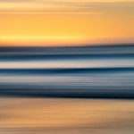 Parallel lines at sunset thumbnail