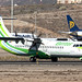 EC-MOL aterrizando en Tenerife
