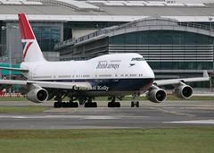 British Airways                           Boeing 747                            G-CIVB (Flame1958) Tags: 8471 britishairways britishairwaysb747 britishairwaysretrojet negus neguslivery britishairwaysheritagelivery britishairwaysheritage ba100 baretro dub eidw dublinairport iacltd internationalaerospacecoatings 210319 0319 2019 gcivb