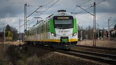 EN57AL-1740ra (Rafał Jędrasiak) Tags: en57 koleje mazowieckie train track poland polska a6500 sony emount