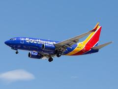 N570WN (ChrischMue) Tags: southwest airlines boeing b7377ctwl las vegas mccarran international klas n570wn