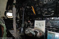 XM575 Royal Air Force Avro Vulcan B.2 Cockpit (Niall McCormick) Tags: xm575 royal air force avro vulcan b2 cockpit east midlands aeropark ema museum aviation aircraft egnx airport