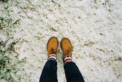 (Bárbara Lanzat) Tags: 35mm film analog mjuii kodak200 colorplus200 olympusmjuii diary winter snow filmisnotdead mju2 ishootfilm madrid bárbaralanzat