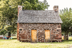 Clover Hill Slave Quarters (Back Road Photography (Kevin W. Jerrell)) Tags: historic oldbuildings princewilliamcounty manassas virginia nikond7200 sigmalens backroadphotography stonebuilding