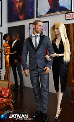 JATMAN - Sister Williams E06 - 01 (JATMANStories) Tags: 16scale 16 fashionroyalty diorama doll dolls dollcollecting dollhouse diy drama actionfigure adele barbie integrity mattel hottoys