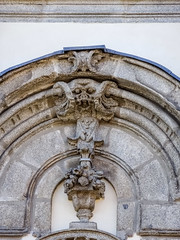 relieve exterior Iglesia de Nuestra Señora de Montserrat Madrid 06 (Rafael Gomez - http://micamara.es) Tags: relieve exterior iglesia de nuestra señora monserrat madrid montserrat