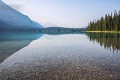 Emerald Lake Morning (Oleh Khavroniuk (Khavronyuk)) Tags: nikon nikkor d750 emerald lake yoho nationalpark national park britishcolumbia canada bc mountains mountainside mountain candid water reflections morning reflection mirror rocks canadian rockies nature naturaleza naturephotography natur colors colours colorful geotagged flickr new digital walking hiking vacation holiday summer sky forest woods trees tranquility sunrise travel travelphotography happiness happyplanet 365 memories countryside outside outdoor view landscape landschaft wasser shadows