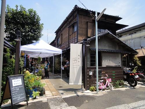 上野桜木あたりの写真