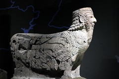 Scorpion Bird Man (calmeilles) Tags: london england unitedkingdom ashurbanipal britishmuseum assyria ancienthistory archaeology middleeast nineveh