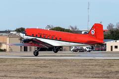 ADS (zfwaviation) Tags: kads ads addisonairport aircraft airplane plane wind crosswind aviation runway crab bank