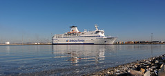 BRETAGNE (LeHavreShips) Tags: ferry ferrieslehavre ferries carferries carferry brittanyferries transbordeur