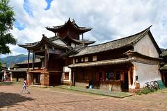 Lijiang 2018-8 (doji_ferrer) Tags: lijiang china chinese tower