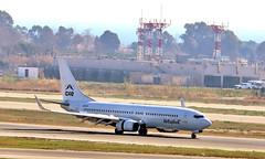 AirExplore / Boeing 737-8BK / OM-IEX (vic_206) Tags: airexplore boeing7378bk omiex bcn lebl