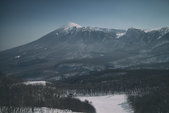 Mt.Iwate (jasohill) Tags: dream color winter tohoku nature city iwate snow prefecture love hachimantai photography life march landscape mtiwate 2019 japan mountain