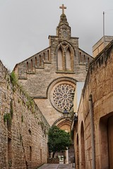 Striking architrcture (lewis.bagshaw) Tags: oldbuilding church city narrowstreets spain architecture