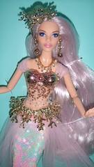 2019 Mermaid Enchantress Barbie (3) (Paul BarbieTemptation) Tags: 2019 mermaid enchantress barbie gold label mythical muse series claudette fantasy