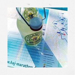 HAJ Marathon Hannover (DaWernRulez) Tags: haj marathon hannover 2019 sport vielanker limonade getränk hipstamatic