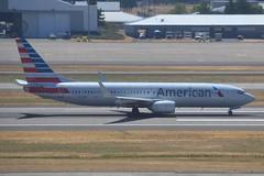 N913NN (LAXSPOTTER97) Tags: american airlines boeing 737 737800 n913nn cn 29571 ln 4309 airport airplane aviation kpdx