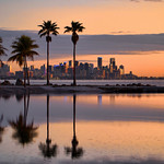 Twilight Miami Skyline thumbnail