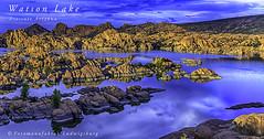 Watson Lake (Fotomanufaktur.lb) Tags: watsonlake prescott schölkopf schoelkopf canon arizona usa lake bluehour evening summer vacation urlaub west rocks silence felsen stausee ruhe see abend dämmerung sonnenuntergang nachtruhe