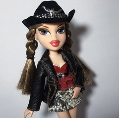 Meet Misty Kracker -  Obsession Audition🐮 (Bratz.It.Up) Tags: dollphotography photoshop photography south pretty cowboy cowgirl country barbie doll bratz