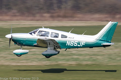 N65JF - 1978 build Piper PA-28-181 Cherokee Archer II, inbound to Runway 26R at Barton (egcc) Tags: 287990140 archer barton cherokee cityairport egcb lightroom manchester n2087c n65jf pa28 pa28181 piper