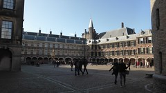 Central Square of Binnenhof, The Hague (Alta alatis patent) Tags: denhaag government square central binnenhof