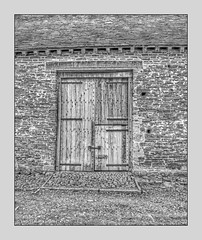 Barn Doors, Tretower Court, Tretower, Powys, Wales UK (Stuart Smith AUS) Tags: 7dmkii aperture archway bw barn blackwhite blackandwhite blighty britain british canoneos7dmkii colorless colourless doors doorways egress entrance entries entry eos7dmkii exit explore fenestration flickr flickrgeotaggers gate gateway gbr geo:lat=5188350587 geo:lon=318382352 geotagged gps greatbritain greyscale heritage historic httpstudiaphotos ingress monochrome olddart opening openings outbuildings portal porthole powyswales sepia stuartsmith stuartsmithstudiaphotos studiaphotos tretower tretowercourt uk unitedkingdom welsh whiteblack windows wonderful wwwstudiaphotos