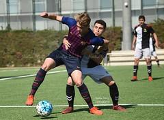 DSC_9657 (Noelia Déniz) Tags: fcb barcelona barça cadete dh masia planterfcb fútbol football futebol soccer formativo base azulgrana culé blaugrana