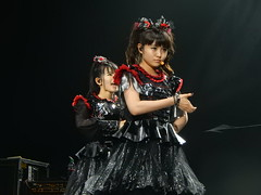 Babymetal, O2 Arena, London (Drew de F Fawkes) Tags: babymetal o2arena live gig concert japanese london