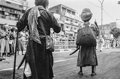 Delhi, India #2 (alexey parshin) Tags: action delhi street carnival music show bw illford film people parshin alexey parshinphoto alex alexparshin photo photography photographer blackandwhite black white grey india road kids travel geo education sikh