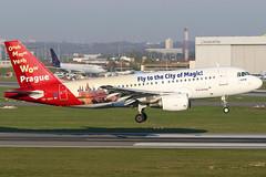 OK-NEP 11042019 (Tristar1011) Tags: ebbr bru brusselsairport csaczechairlines eurowings airbus a319100 a319 brusselsairlines cityofprague oknep