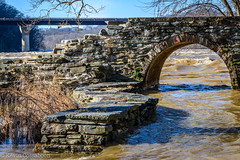 New and old bridge (Kevin Cossaboon) Tags: harpersferry westvirginia unitedstates us