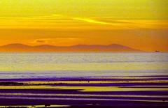 The Isle of Man (billnbenj) Tags: barrow cumbria sunset biggarbank isleofman ferryboat irishsea