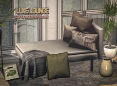 crate's Luxe Lounge for TLC (crate.) Tags: decor lounge animations couples singles adult paperlantern pillows