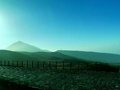 Mount Teide Volcano (jameswoo2) Tags: volcano intothelight mountain sky teide tenerife canaryislands landscape green