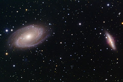 M81-M82 (CKemu) Tags: space astronomy astrophotography longexposure galaxy sky night science dso messier stars bode cigar universe cosmos astrometrydotnet:id=nova3143689 astrometrydotnet:status=solved