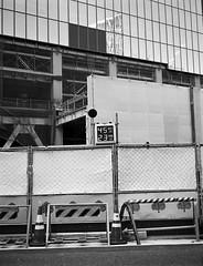 Decibel Meter (RunnyInHongKong) Tags: kodaktmaxdeveloper mediumformat opticfilm120 minatoku japan tokyo selfdevelop blackwhite kodaktmax400 silverfast fujifilmga645 film 6x45