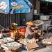 Marchande d'orange à Tai-O