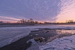 Grand River, Waterloo, Ontario (DjCj-Foto) Tags: fuji fujifilm fujinon 1024mm xf ontario grandriver sunrises on1 hdr
