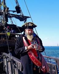 The Good Pirate (Chris Maroulakis) Tags: pirate thessaloniki macedonia greece chris maroulakis 2018 pirateship captain macedoniagreece makedonia macedoniatimeless macedonian macédoine mazedonien μακεδονια